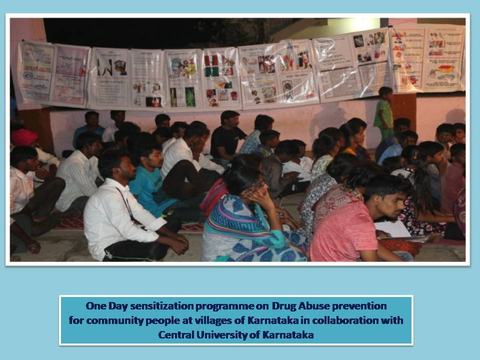Glimpses of Programmes organized by NISD in collaboration with Central and State Universities