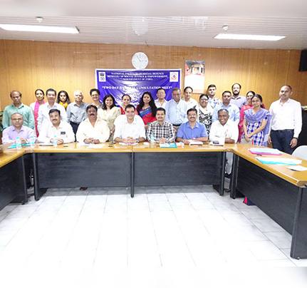 National consultation on developing modules for awareness creation and capacity building on substance use prevention 09 th – 10 th April, 2019.